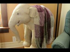 How to Make a Baby Elephant with Paper Mache – Ultimate Paper Mache