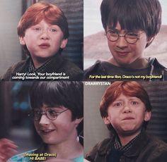 Harry Potter Mems, Harry Potter Comics, Cute Harry Potter, Harry Potter Artwork, Harry Potter Tumblr, Harry Potter Pictures, Harry Potter Universal, Harry Potter Characters, Drarry