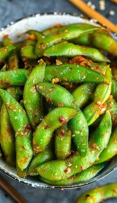 Thai Appetizer, Vegan Appetizers, Vegan Snacks, Appetizer Recipes, Healthy Snacks, Healthy Breakfasts, Protein Snacks, High Protein, Vegetable Recipes