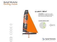 Safran Sailing Team - Voiles 2012