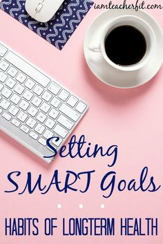 Habits of longterm health include setting SMART goals! Drive yourself toward longterm health with goals to hold you accountable. Snacks For Work, Healthy Work Snacks, Healthy Life, Crockpot, Fitness Tips, Health Fitness, Body Fitness, Health Magazine, Health Goals