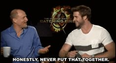 Woody Harrelson Only Recently Realized That Liam Hemsworth And Chris Hemsworth Are Brothers