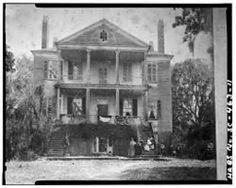 Life in South Carolina the 1800's