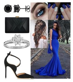 """""""#13"""" by mariangela06 ❤ liked on Polyvore featuring La Regale, Gianvito Rossi and Tiffany & Co."""