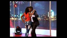 Mário Jordão e Jessica de Almeida vencedores do concurso de dança kizomb...