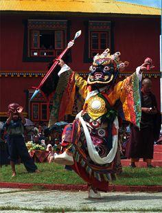 Llama-dans. Kijk voor meer reisinspiratie op www.nativetravel.nl