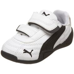 9e202b6b26e81 PUMA Tune Cat B Hook-And-Loop Sneaker (Toddler Little Kid Big Kid) Puma.   20.99. leather. Rubber sole. Removable Kinder Fit sockliner