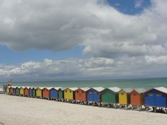 Muizenberg, Cape Town, South Africa = My home! <3