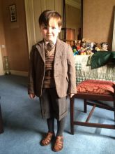 Rory_Burns joins cast as young Roger Wakefield #Outlander Starz