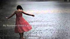 Never Grow Up -Taylor Swift - Lyrics - - YouTube