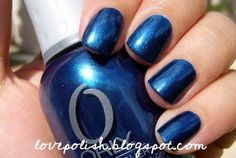 love polish: Orly Witch's Blue