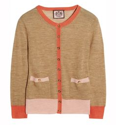 Button Up  A cardigan is a key piece for layering, especially when spring weather cools down at night.