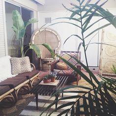 Atrium, Outdoor Living, Patio