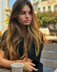 grafika girl, hair, and thylane blondeau Lysandre Nadeau, The Most Beautiful Girl, Beautiful Women, Beautiful Celebrities, Thylane Blondeau, French Models, French Beauty, Jolie Photo, Girl Face