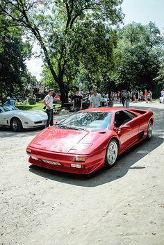 Lamborghini Diablo - LGMSports.com Exotic Sports Cars, Classic Sports Cars, Exotic Cars, Classic Cars, Lamborghini Diablo, Muscle Truck, Muscle Cars, 1969 Chevelle, Sports Cars Lamborghini