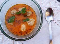 meatballs soup Recipe