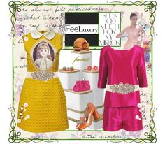 """FeeLuxury Fashionista"" by faeria81 on Polyvore"