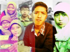 In class (and we still did webcam?), Bogor.