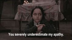 20 Reasons Why We Should All Worship Wednesday Addams | Pixable