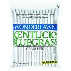 Barenbrug USA 50203 Kentucky Bluegrass Grass Seed * Details can be found by clicking on the image.