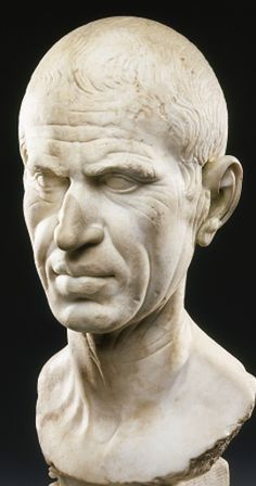 A ROMAN MARBLE PORTRAIT OF A MAN roman republic, circa mid 1st century b.c. Ancient Rome, Ancient Art, Ancient History, Roman History, Art History, Roman Republic, Roman Sculpture, Roman Art, 1st Century