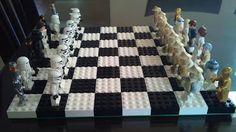 Ajedrez de Star Wars LEGO