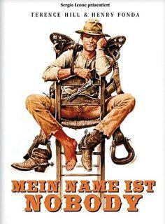 """Mein Name ist Nobody. Jack Beauregard (Henry Fonda) war einmal der berühmteste Revolverheld im Wilden Westen. Doch mittlerweile er ist in die Jahre gekommen. Er bekommt Gesellschaft von einem namenlosen Fremden (Terrence Hill), der ihn als Helden verehrt. """"Nobody"""" will nicht zulassen, dass sein Idol vergessen wird. Doch eine echte Legende kann man erst nach seinem Tod werden..."""