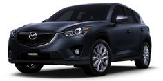 mazda cx5 grand touring awd.... love the matte black. must stop this obsession!