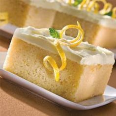 The Sweet Details: Lemon Cake - The best you've ever had