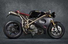 L'esprit Cafe Racer chez Ducati