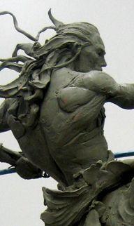 simon lee - sculpture