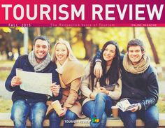The Fall 2015 Issue of the Tourism Review Online Magazine
