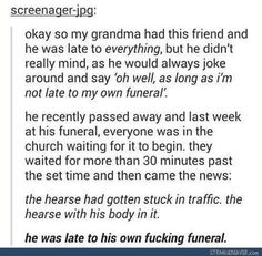 P the poor man but bless his humor and irony for eternity<<< it's actually kind of sad but funny also Funny Shit, Hilarious, Funny Stuff, Random Stuff, Funny Things, Funny Tumblr Posts, My Tumblr, Funny Quotes, Funny Memes