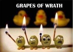 Funny pictures about Grapes of Wrath. Oh, and cool pics about Grapes of Wrath. Also, Grapes of Wrath. Library Humor, Library Posters, Grapes Of Wrath, Sour Grapes, Humor Grafico, I Love To Laugh, Book Lovers, Just In Case, I Laughed