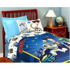 decoracin de dormitorio de toy story - Toy Story Toddler Sheets