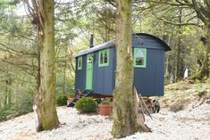 The Shepherd Hut School Of Music I guess first and foremost the hut is my sanctuary from family. It's so precious to me! I have another room with beautiful views across the West Sussex Downla…