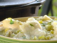 Chicken and Sage Dumplings - one of my favorite weight watchers recipes!! Remember making this @Jillian Rigdon??