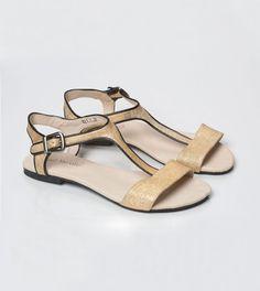 lali womens shoes Handmade gold sandals comfort by DanitYaronShoes, $115.00