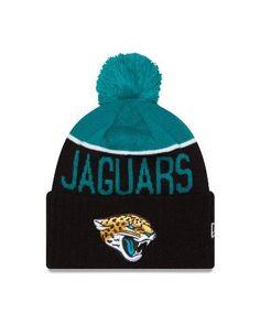 Jacksonville Jaguars Crazy Horse Embossed Slogan Leather Belt - Brown