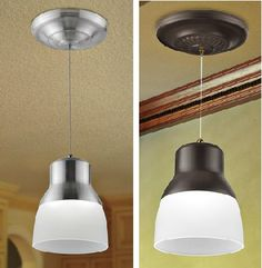 Perfect for our living room which has no lights wireless led add light wherever you need it with this battery powered led ceiling fixture aloadofball Gallery
