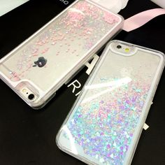 Hot Clear Liquid Glitter Sand Fluorescent Heart Clear Bling Back Case Cover for iPhone 5 6 Plus 4 7 Cell Phone Cases Iphone 8 Plus, Iphone 7, Apple Iphone, Coque Iphone, Iphone 6 Plus Case, Iphone Phone Cases, Phone Cover, Water Phone Cases, Liquid Iphone 6 Cases