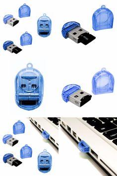 [Visit to Buy] New MINI USB 2.0 TF Nano Micro SD SDHC SDXC Memory Card Reader Writer USB Flash Drive Memory Card Readers P20 #Advertisement