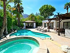 'Las Palmas' 6 Bedroom Private Estate, Pool, Spa, Stunning ViewsVacation Rental in Palm Springs from @homeaway! #vacation #rental #travel #homeaway