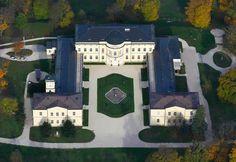 Palace of Fehérvárcsurgó #Hungary #Europe #palace