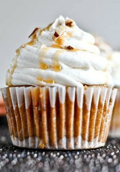 Yummy Sweet Potato Pie Cupcakes – a winter sweet you need to make!