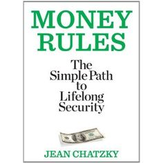 118 best success images on pinterest personal development order the book money rules the simple path to lifelong security paperback in bulk at wholesale prices isbn by jean chatzky fandeluxe Gallery