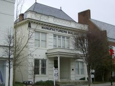 The Manufacturer's Building in Rockingham NC (Richmond County) is more than just another historical location. In 1925, it was the setting for one of the most notorious murders in NC history. The story became the basis for the play, Coquette, which then became a movie, that, in 1929 won Mary Pickford her first Academy Award!