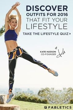 19694c2917707 FABLETICS BY KATE HUDSON GET FIT FOR SUMMER EXCLUSIVE VIP OFFER - GET YOUR  FIRST OUTFIT