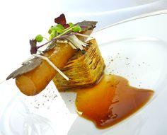 Un plat d'Alain Perillat by Hervé Miguet