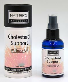 Another great find on #zulily! Cholesterol Support Organic Wellness Oil #zulilyfinds